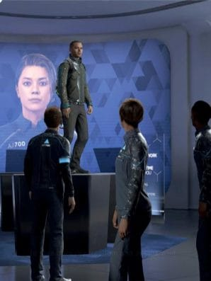 Detroit Become Human Release Date 2018