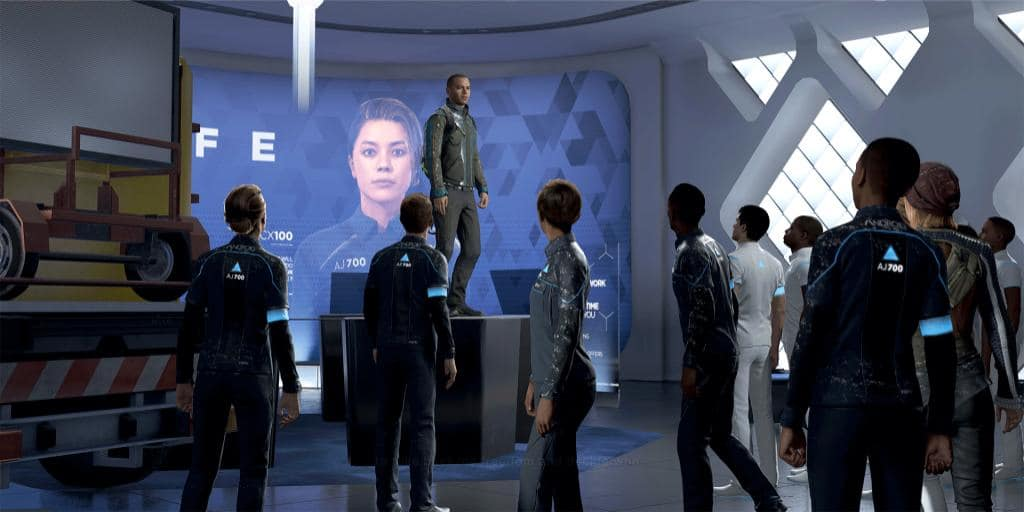 Become Human To Release In 2018, Director Confirms