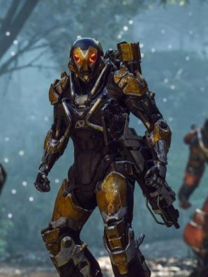Mass Effect Lead Writer Working On Anthem