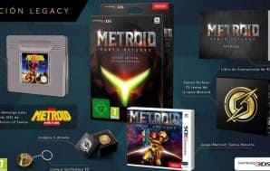 Metroid Samus Returns Legacy Edition Leaked