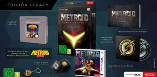 Metroid Samus Returns Legacy Edition Leaked