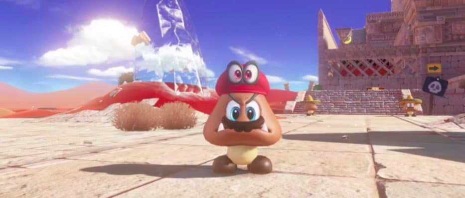 Super Mario Odyssey Release Date Announced October 10, 2017