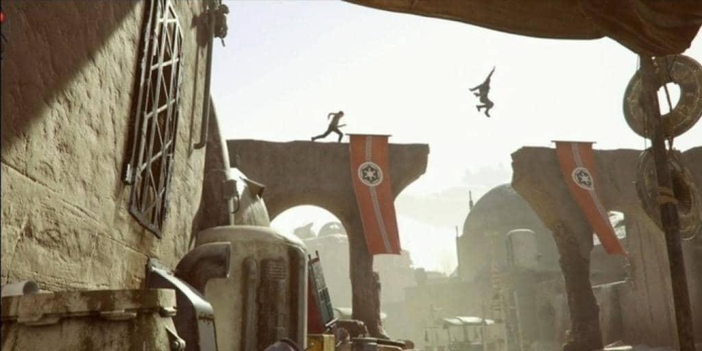 Visceral's Star Wars Details Leaked