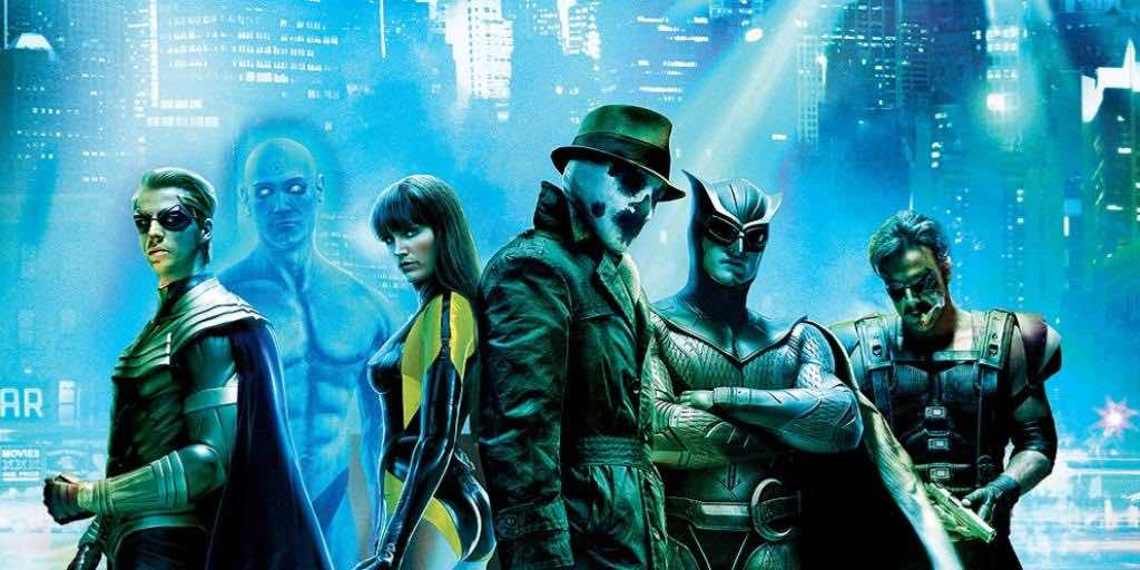 watchmen hbo series in the works