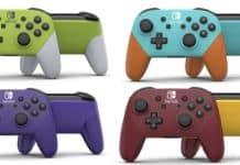 Custom Nintendo Switch Pro Controllers