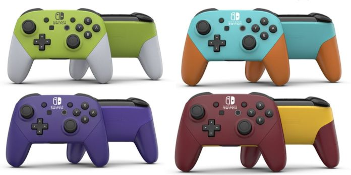 Custom Nintendo Switch Pro Controllers