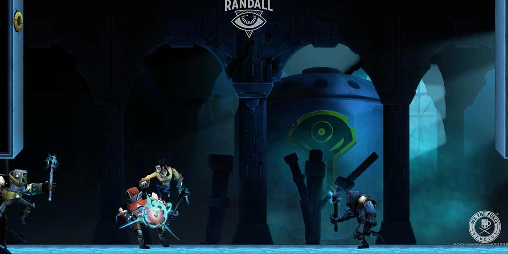 randall ps4 review