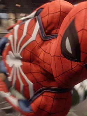 spider-man gameplay ps4