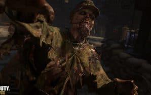 Call Of Duty WWII Nazi Zombie Trailer