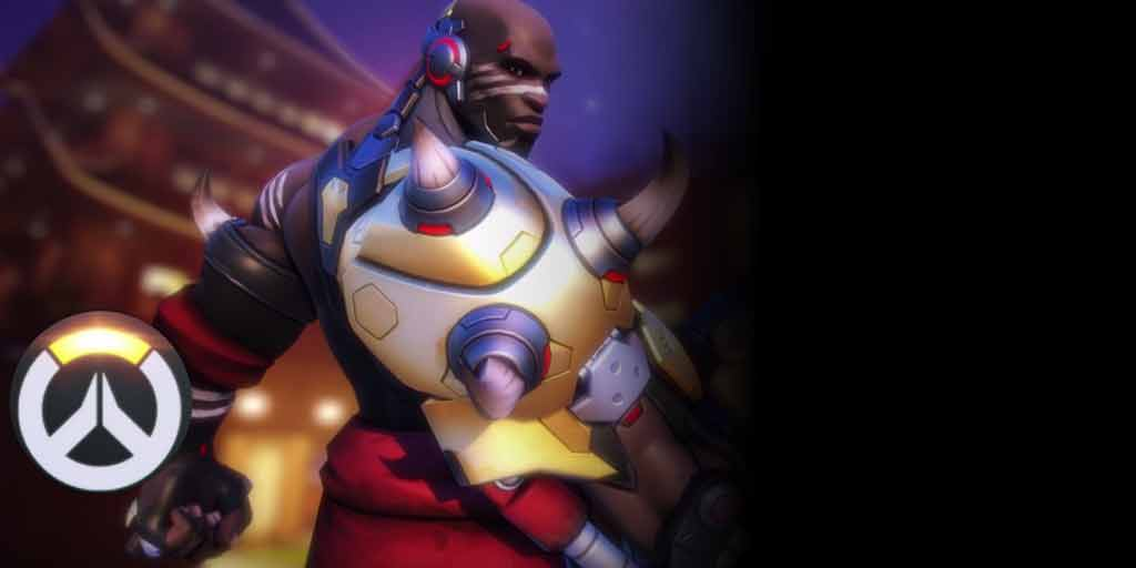Overwatch Hero Doomfist Revealed