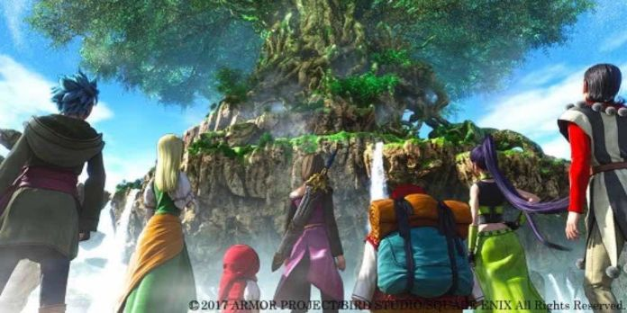 Dragon Quest XI Release Date 2018