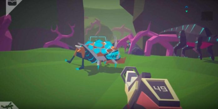 Morphite: Sci-Fi Exploration Game Coming To The Switch