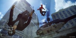 Spider-Man For The PS4 Will Encourage Dynamic Gameplay