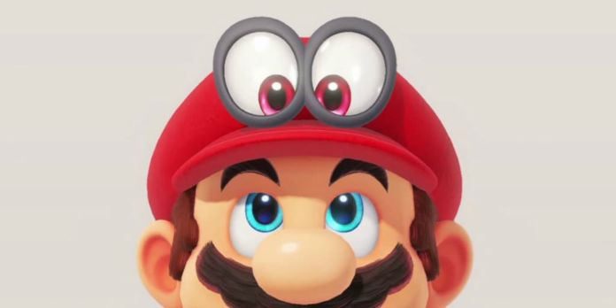 Super Mario Odyssey co-op
