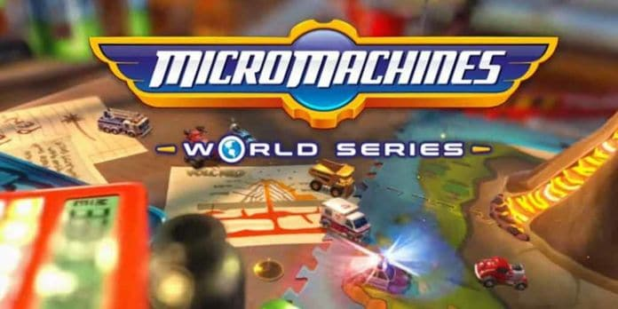 micromachines world series review