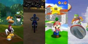n64 mini classic games