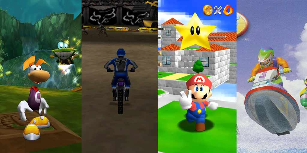 N64 Mini Classic: 27 Games We Want to See | Nerd Much?