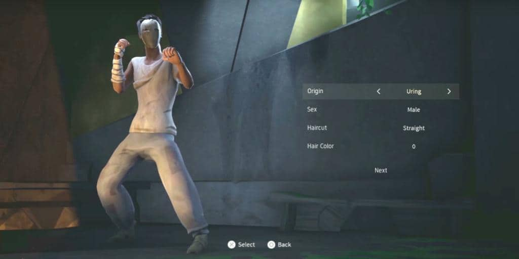 Absolver Trailer Details Character Customization