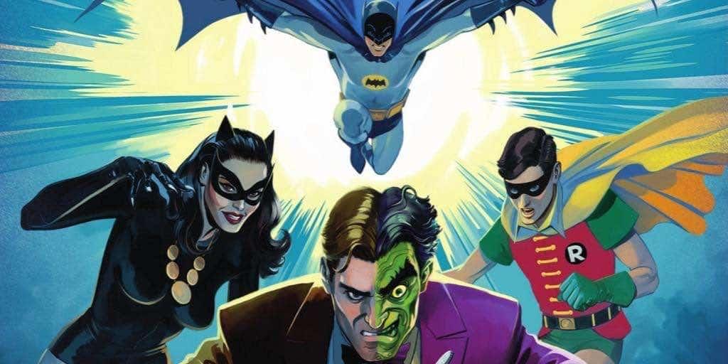 Batman vs. Two-Face Release Date October 10