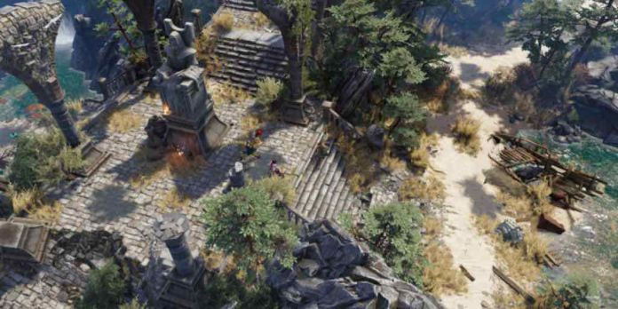 Divinity Original Sin 2 Split-Screen and Controller Support