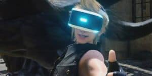 Final Fantasy XV Will Not Be Coming To PSVR
