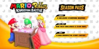 Mario + Rabbids Kingdom Battle Season Pass Details