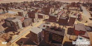 PlayerUnknown's Battlegrounds Desert Map Revealed