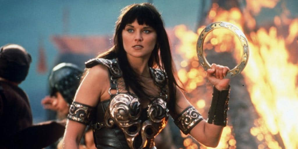 Xena warrior princess sexuality