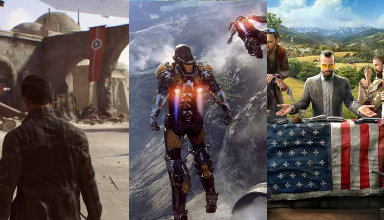 Image result for 2018 games