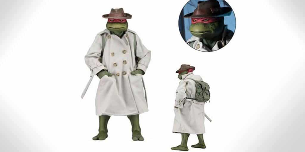 Raphael in Disguise Figure