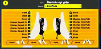 Arms Will Have Custom Controls