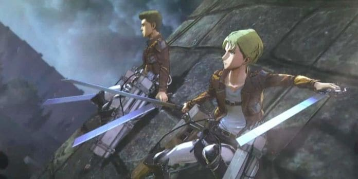 Attack on Titan 2 Coming to Nintendo Switch