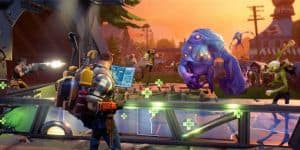 Fortnite Now Has PS4 and Xbox One Cross-Play