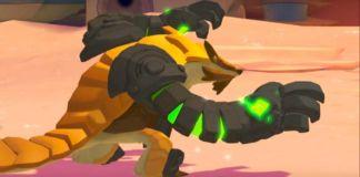 Gigantic's New Hero Included In Update