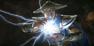 Injustice 2 Announces Raiden and Black Lightning Skin