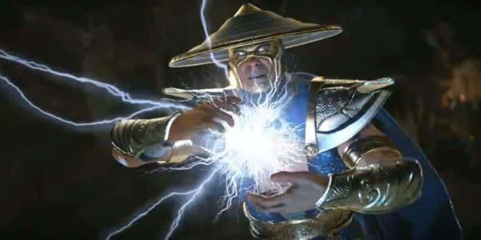 Injustice 2 Announces Raiden and Black Lightning Skin