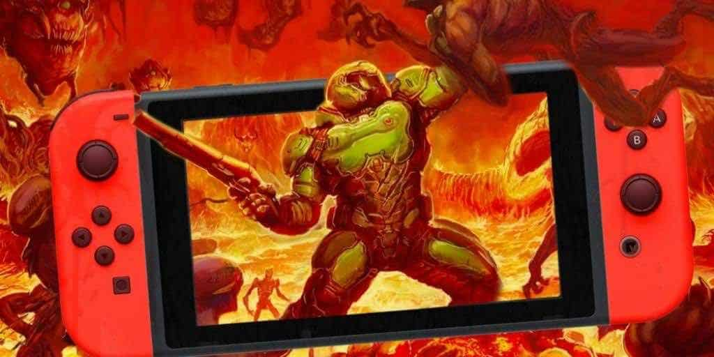 Switch Owners Can't See Doom's Major Technical Flaws