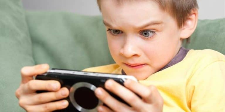 effect of video games on children