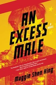 an excess male sci-fi