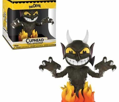 Cuphead Funkos