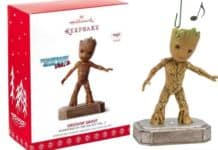 Guardians of the Galaxy Vol. 2 Groot Ornament