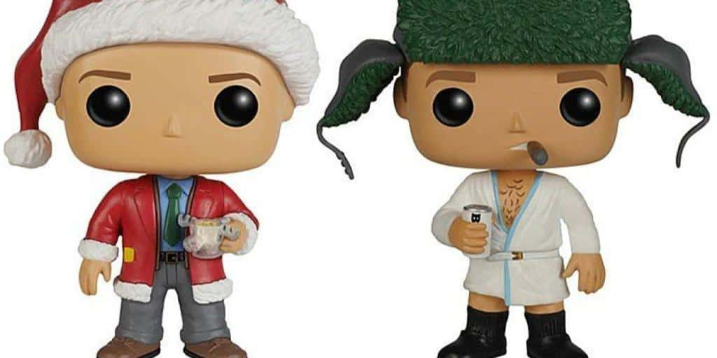 national lampoons christmas vacation pop figures