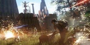 Star Wars Battlefront II Beta Opens This Week
