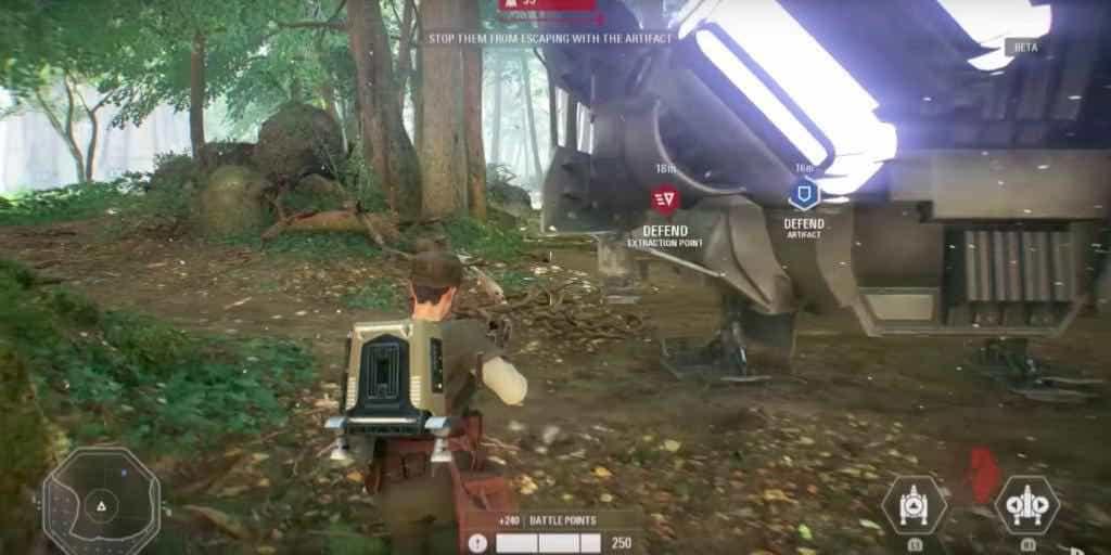 Star Wars Battlefront II Strike Mode Gameplay Trailer