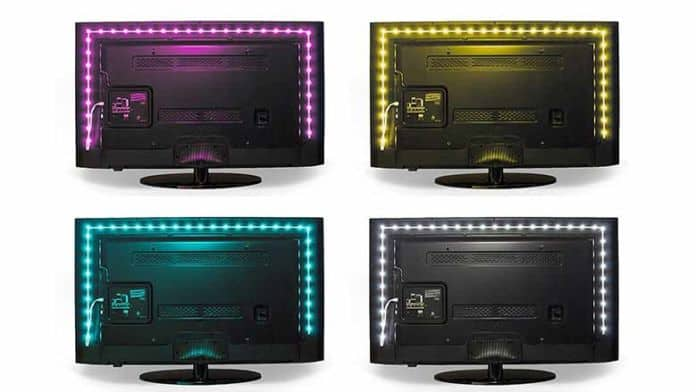 luminoodle bias lighting