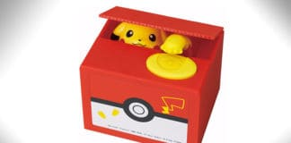 pikachu bank