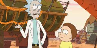 Rick and Morty Season 3