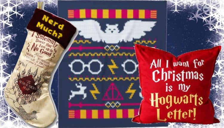21 best harry potter christmas decorations the ultimate list 2018