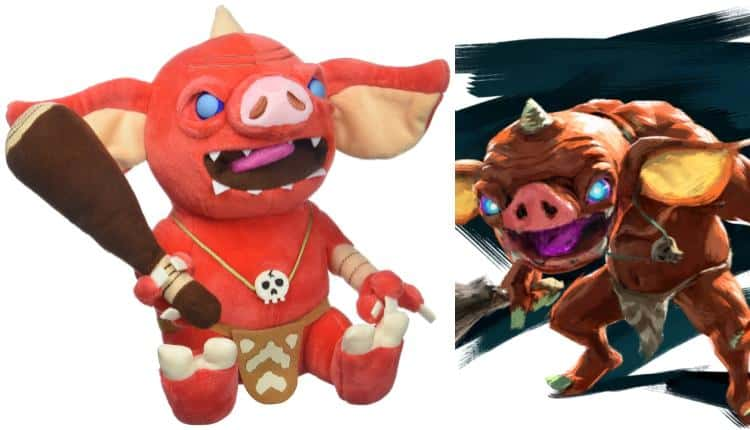 Breath of the Wild Bokoblin Plush