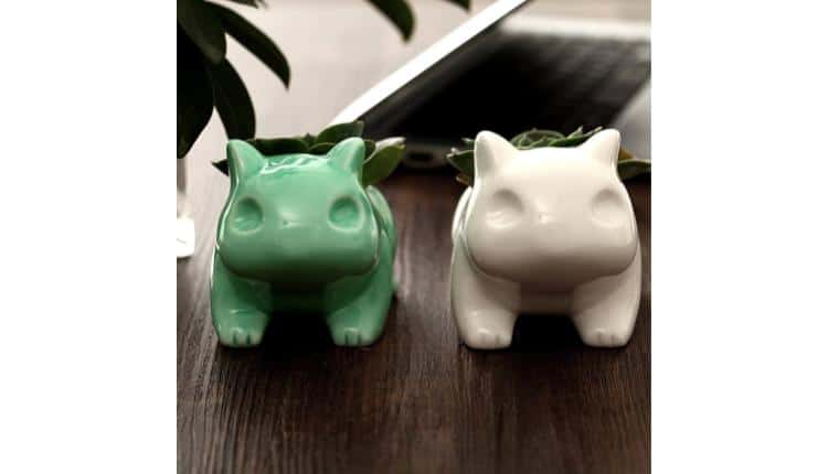 Bulbasaur Succulent Planter Pot